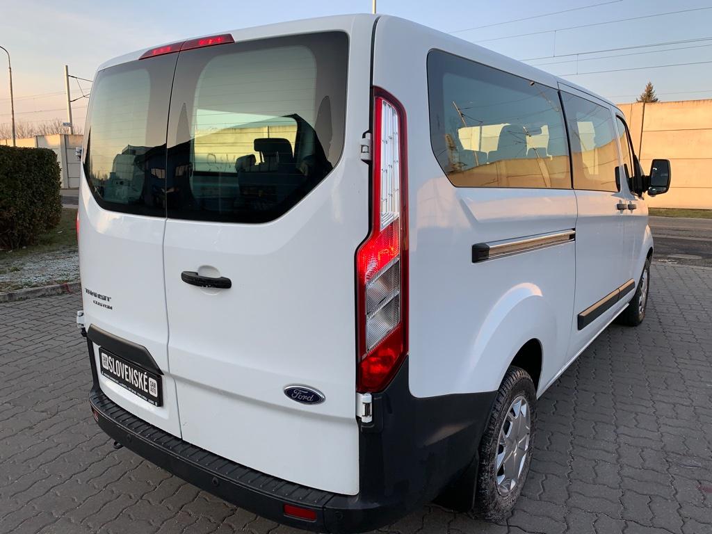 Ford Transit Custom 2.0 TDCi 130 L2H1  9Miest